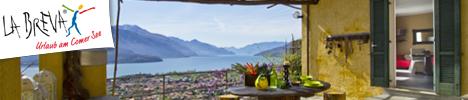 Ferienwohnungen und Ferienhäuser am Comer See