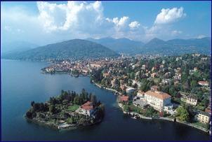 Verbania Lago Maggiore Karte.Verbania Reiseführer Lago Maggiore Lago D Orta