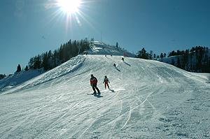 Skigebiete in der Region Lago Maggiore